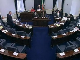 Two Community  and Voluntry Sector Representatives Contest Seanad  Election